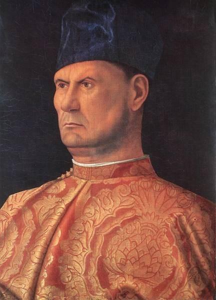 Portrait of a condottiere EUR